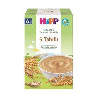 سرلاک پنج غله بدون شیر هیپ hipp