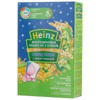 سرلاک سه غله و بابونه مخصوص شب بدون شیر هاینز Heinz